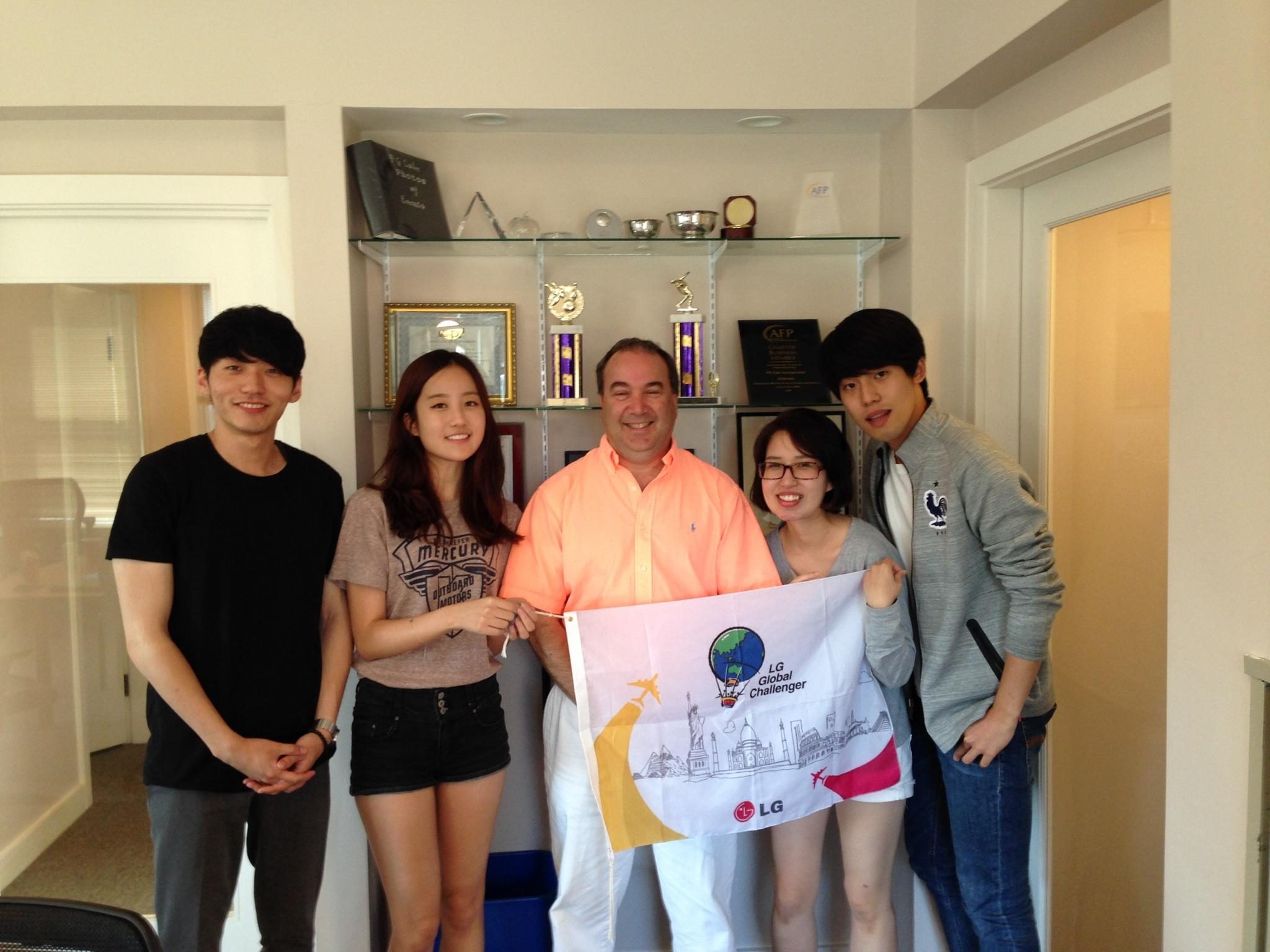 PG Calc Hosts Delegation From South Korea to Discuss Planned Giving