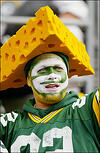 gratuitous cheesehead pic