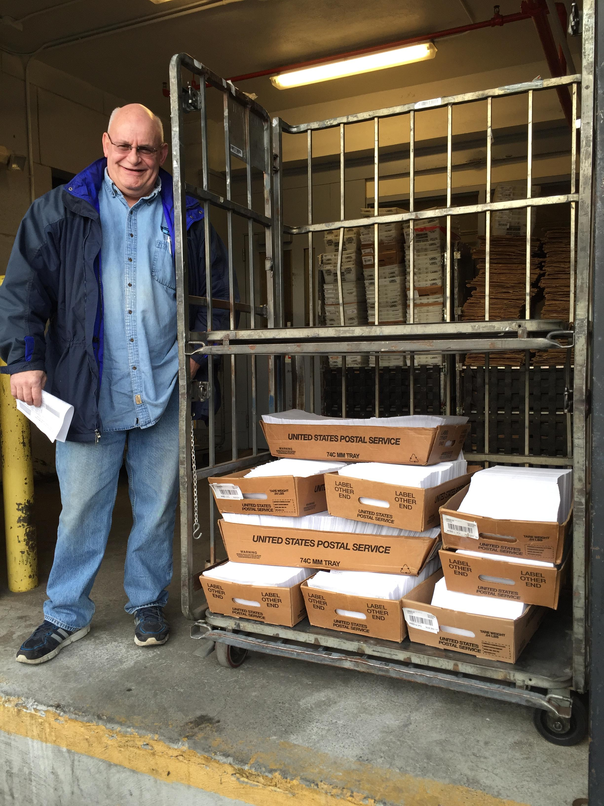 Preparing and Sending 1099R Tax Forms for Donors