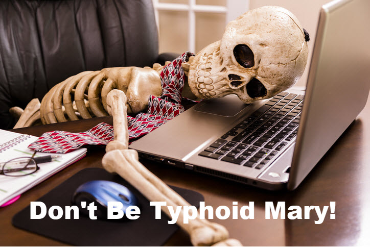Why Software Updates Are Worth the Trouble, or Don't Be Typhoid Mary
